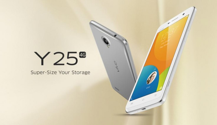 Vivo Y25 4G Entry-Level Smartphone Launched in Malaysia