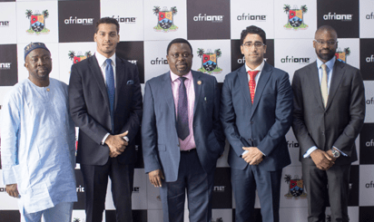AfriOne Opens Nigeria's First Phone factory Opens In Lagos