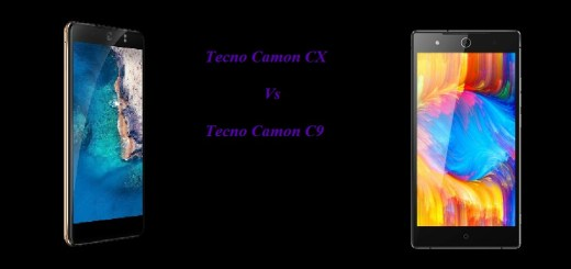 Tecno Camon CX vs Camon C9 - Comparison OverviewTecno Camon CX vs Camon C9 - Comparison Overview