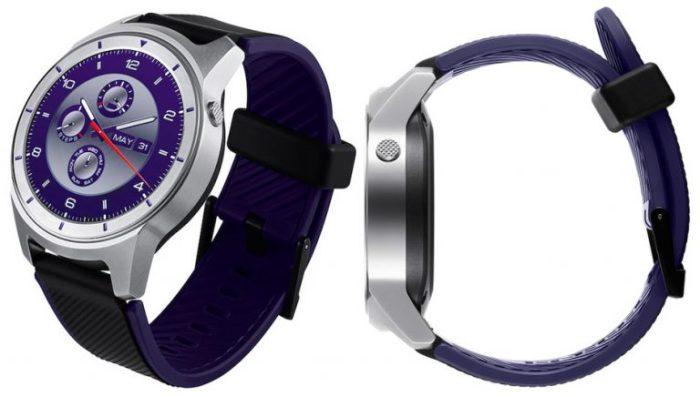 T-Mobile Exclusive ZTE Quartz Android Wear 2.0 3G Smartwatch