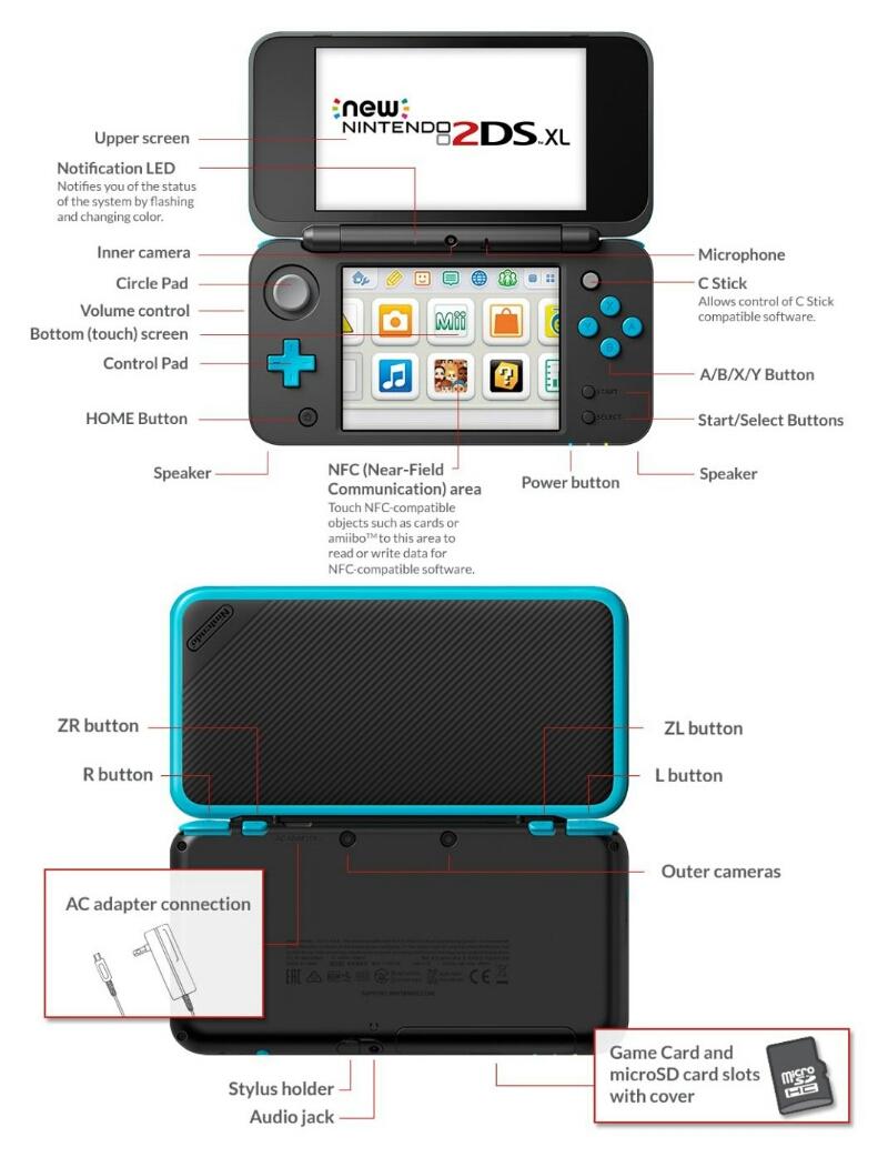nintendo 39 s new portable console costs the gadgets freak tgf. Black Bedroom Furniture Sets. Home Design Ideas