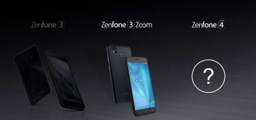 ASUS ZenFone 4 - ASUS ZenFone 4 Series Smartphones In The Works