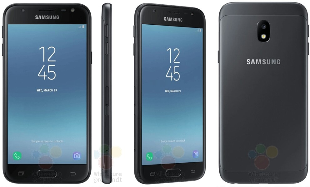 samsung galaxy j3 2017 leaks official specs and. Black Bedroom Furniture Sets. Home Design Ideas