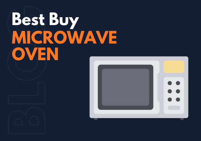 Best Buy 3 Microwave Oven in India 2020