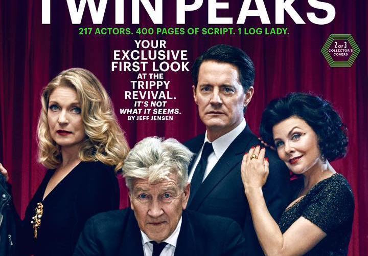 Twin Peaks Relaunch