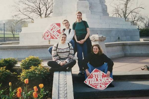Rally for Women's Lives 1995