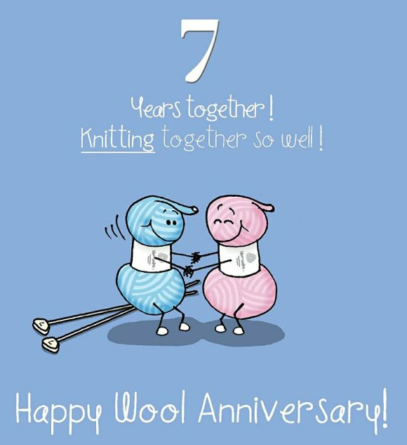 Our 7th Wedding Anniversary