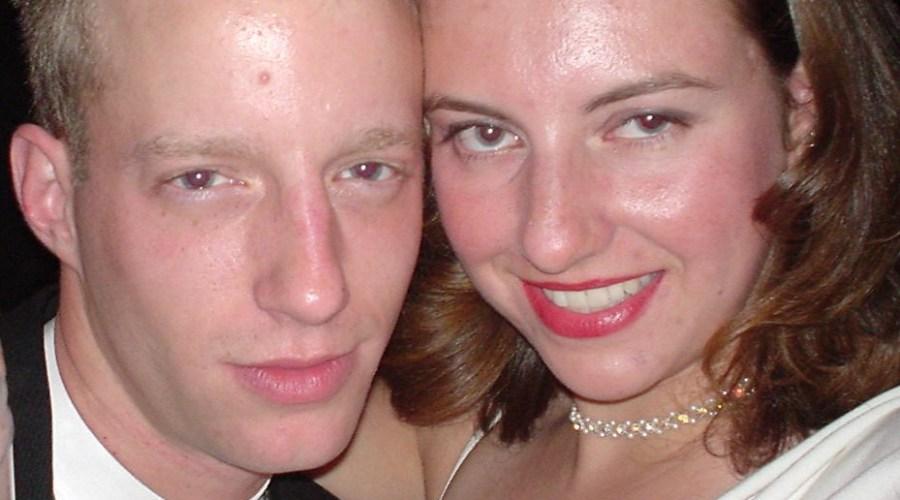 Mike & Gail April 2004