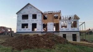 Custom Energy-Efficient Home
