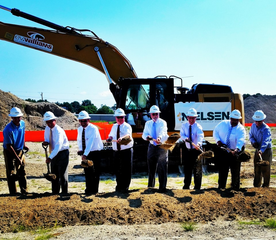Portsmouth Interchange Ground Break