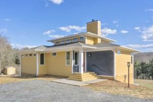 Custom Home contemporary cottage