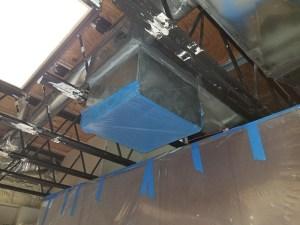 ductwork installation