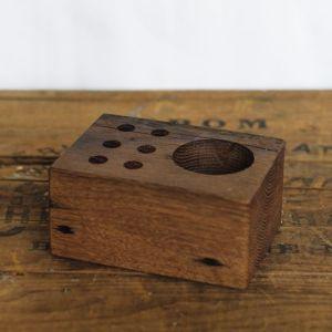 Oak Desk Caddy