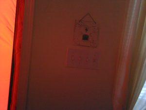 light switch leaks