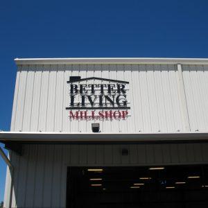 better living mill shop