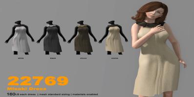 22769 ~[femme] Misaki Dress @ TGGS