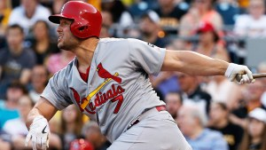 Matt Holliday has agreed to head to the Bronx (Associated Press)