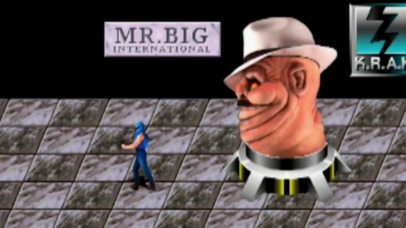 Mr. Big (NARC)