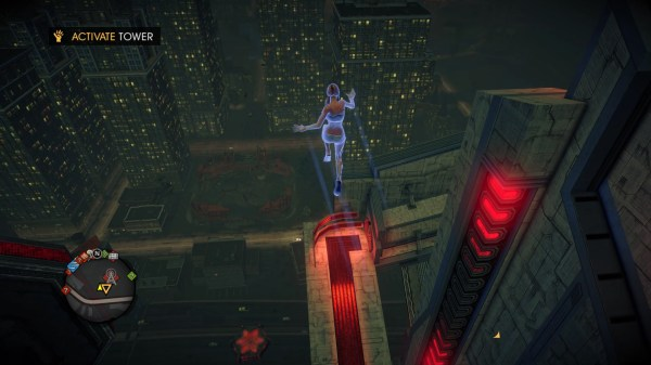 Saints Row IV Superpowers