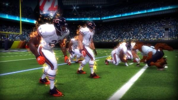 Nostalgia: Bears versus literal Broncos.