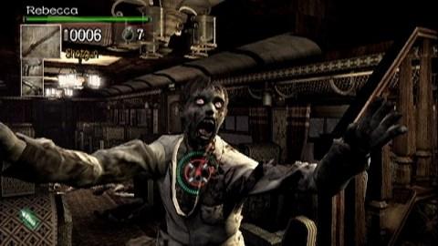 4. Resident Evil The Umbrella Chronicles