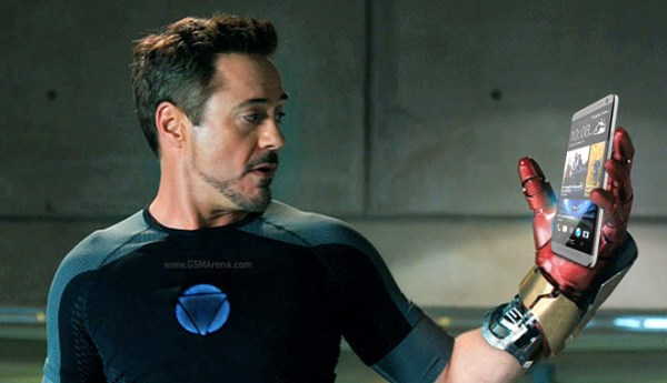 HTC and Iron Man