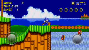 Sonic 2 mobile