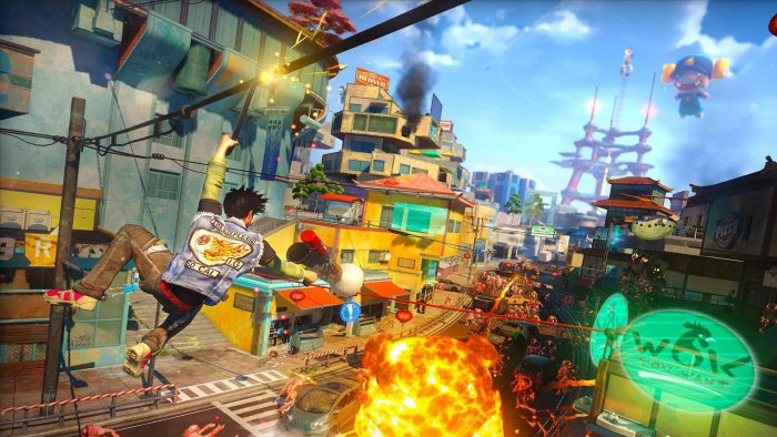 Sunset Overdrive City