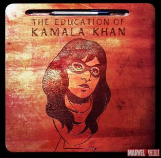 Marvel Hip Hop Cover Lauryn Hill