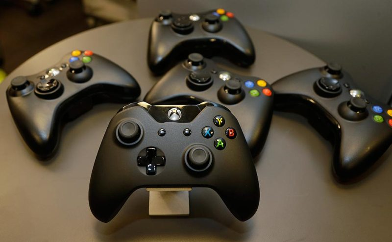 Xbox-One-Contoller