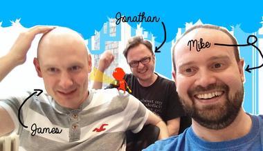 Mike, James, johnathan