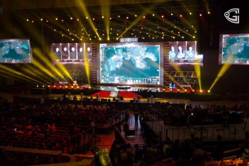The DAC main event Day 1.