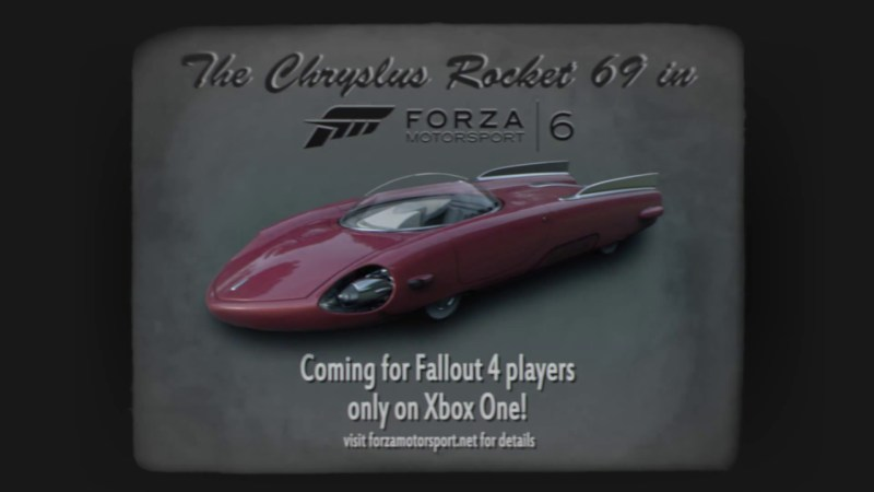 Fallout 4 Chryslus 69 Coupe
