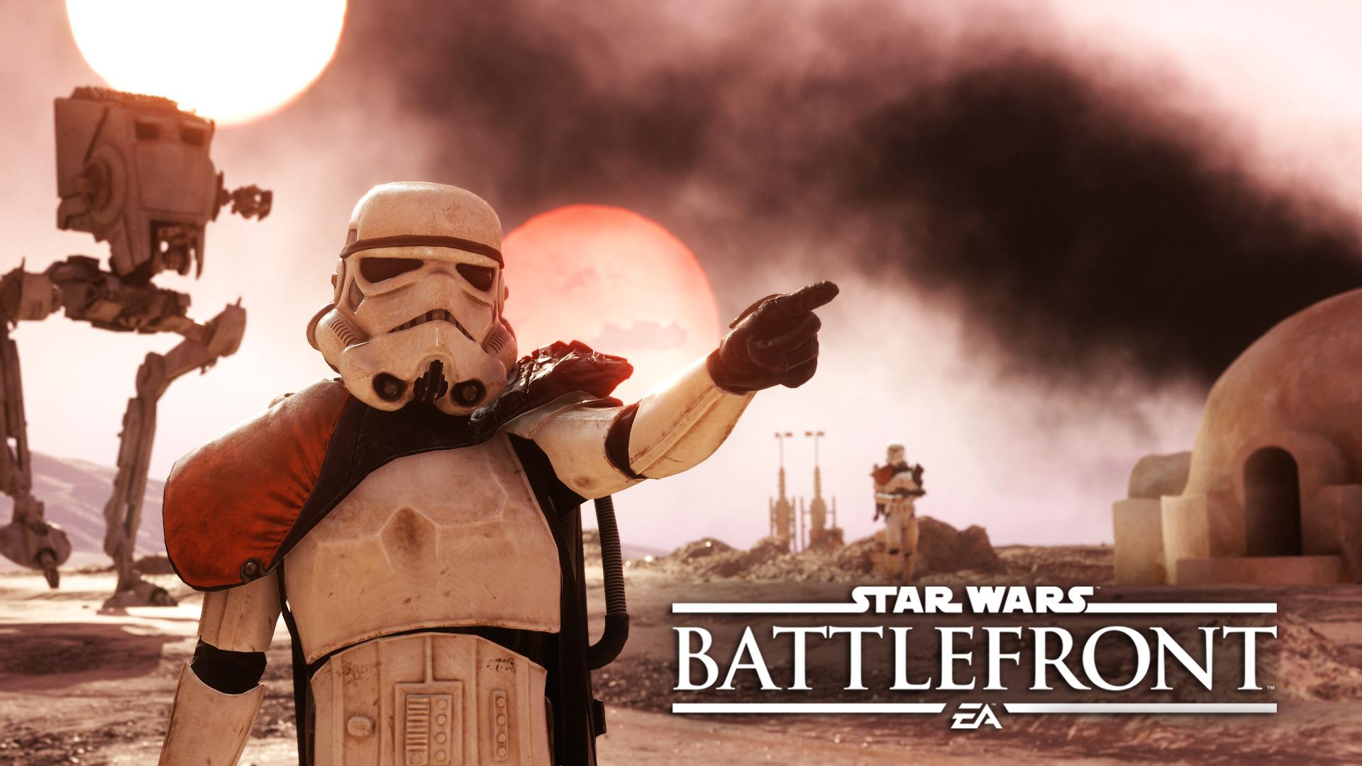 Star Wars Battlefront Feeds Off Our Nostalgia