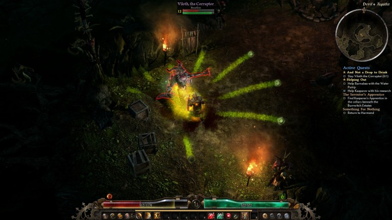 Grim Dawn Is an Action RPG to Watch in 2016 - The Game Fanatics