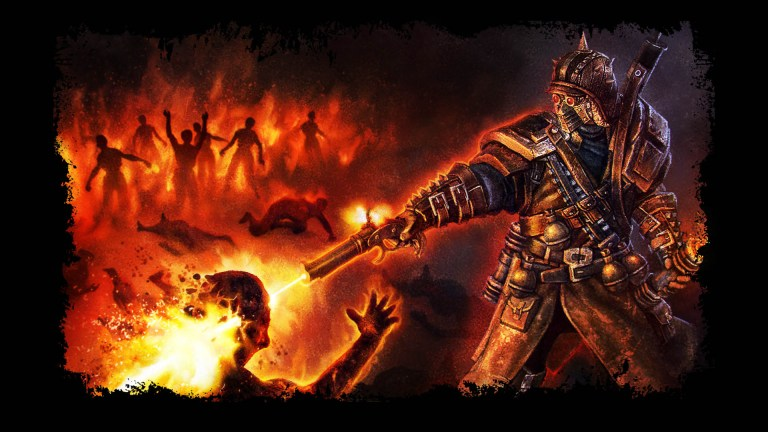 Grim Dawn, preview, artwork