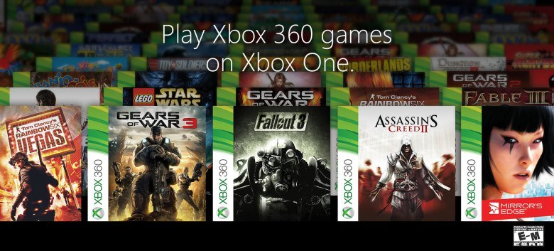 Backwards Compatability Xbox One Games