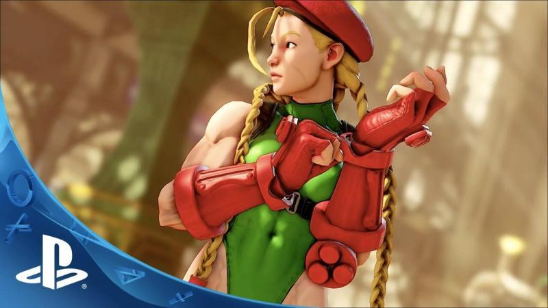 Street FighterV