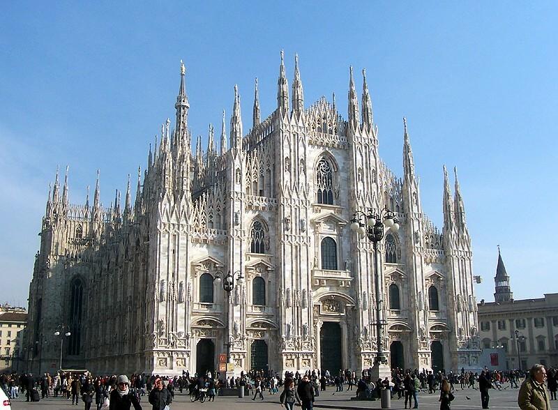 Milan Cathedral Dark Souls