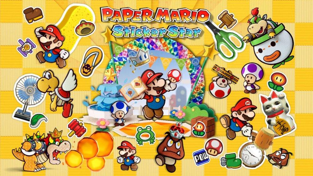 Best buy paper mario sticker star