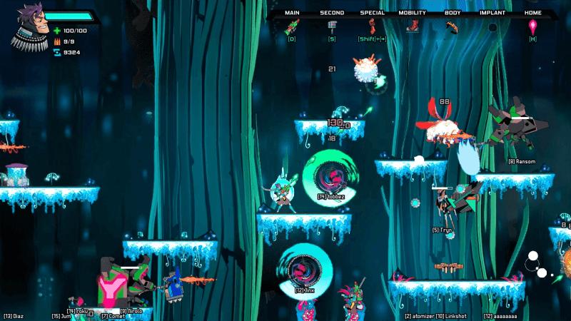 StarBreak-screenshot