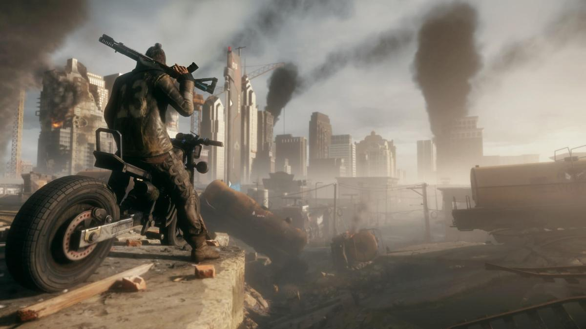 Homefront: The Revolution - Upcoming Game May 2016