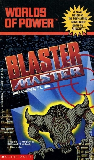 Blaster Master Novel