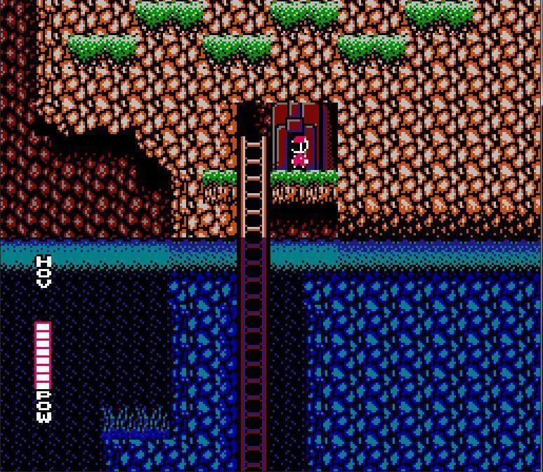 Blaster Master screen1