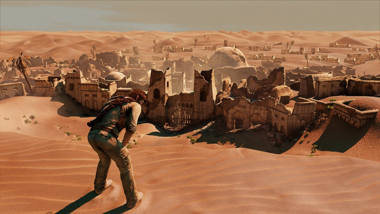 Uncharted Series Retrospective Uncharted 3 Drake S Deception