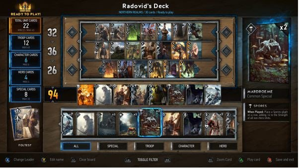 GWENT Card Game 3