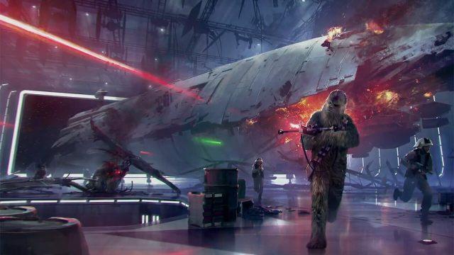 Battlefront-Chewie