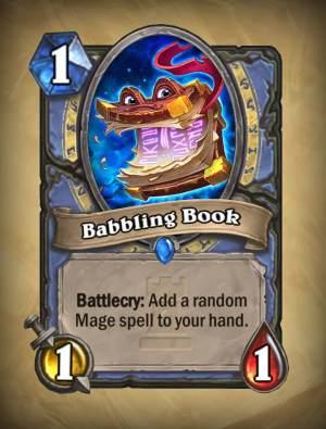 Babbling Book