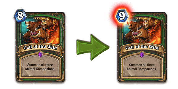 Call of the Wild Nerf