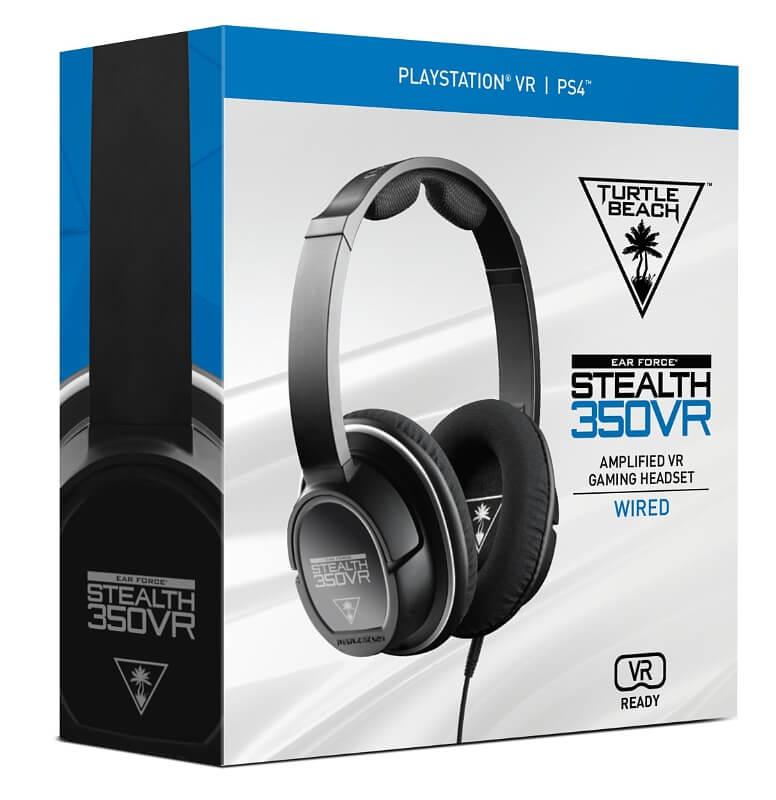 STEALTH 350VR gaming headphones
